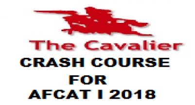 AFCAT - I 2018 Exam Crash Course