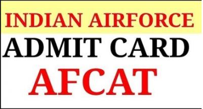 AFCAT Admit Card 2019 to release on 2 August, Check Indian Air Force AFCAT Exam Date & Other Details
