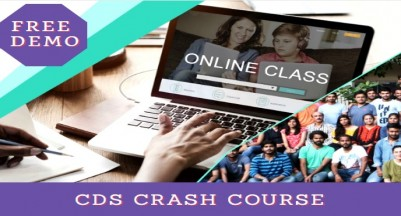30 Days Crash Course for CDS 2020 Exam